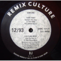 VARIOUS / DMC - REMIX CULTURE 12/93 - 12 inch 45 rpm