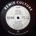 VARIOUS / DMC - REMIX CULTURE 12/93 - Maxi 45T