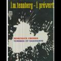 JEAN MARC TENNBERG - JACQUES PREVERT - MORCEAUX CHOISIS TENDRES ET SAIGNANTS - 33T