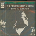 ASHTON GARDNER & DYKE - THE RESURRECTION SHUFFLE / HYMN TO EVERYONE - 45T (SP 2 titres)