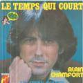 ALAIN CHAMFORT - LE TEMPS QUI COURT / LE JEUNE BOXER - 45T (SP 2 titres)