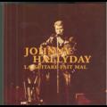 JOHNNY HALLYDAY - LA GUITARE FAIT MAL (CD PROMO DANS POCHETTE TAILLE 45 TOURS) - CD single