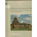 A MUSICAL ANTHOLOGY OF THE ORIENT - A MUSICAL ANTHOLOGY OF THE ORIENT - INDIA 1 - LP