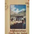 AFGHANISTAN - CHANTS DES PASHAI - AFGHANISTAN - CHANTS DES PASHAI - COLLECTION MUSEE DE L'HOMME - 33T
