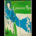 GERMAINE MONTERO - POEME ET CHANSONS DE FEDERICO GARCIA LORCA - 33T