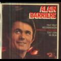 ALAIN BARRIERE - TOUT PEUT RECOMMENCER/PRINCESSE LOINTAINE/TOUT S'EN VA DEJA - 45T (EP 4 titres)