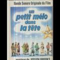 JOSEPH BROOKS - UN PETIT MELO DANS LA TETE - 33T