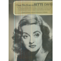 BETTE DAVIS - CLASSIC FILM SCORES FOR BETTE DAVIS - 33T