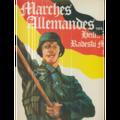 VARIOUS - MARCHES ALLEMANDES - MARCHES ALLEMANDES - VOLUME 3 - LP