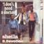 SHEILA B DEVOTION - I DON'T NEED A DOCTOR / HOTEL DE LA PLAGE - 7inch (SP)