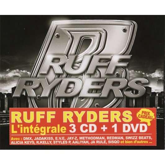 ruff ryders coffret 3cds + 1 Dvd