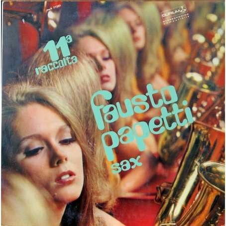 Fausto Papetti 11a Raccolta Lp For Sale On Cdandlp Com
