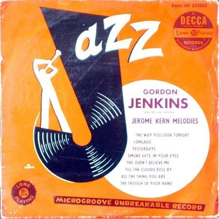 gordon jenkins jerome kern melodies