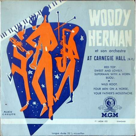 woody herman at carnegie hall (volume 1)