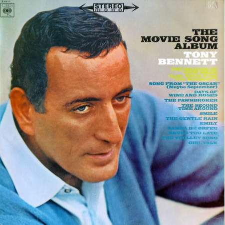 tony bennett The movie song album