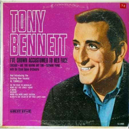 tony bennett, count basie i've grown accustomed to her face