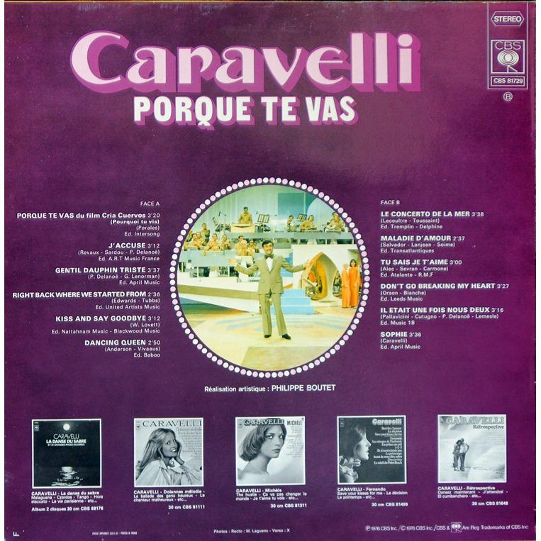 Franck Pourcel Et Son Grand Orchestre - International