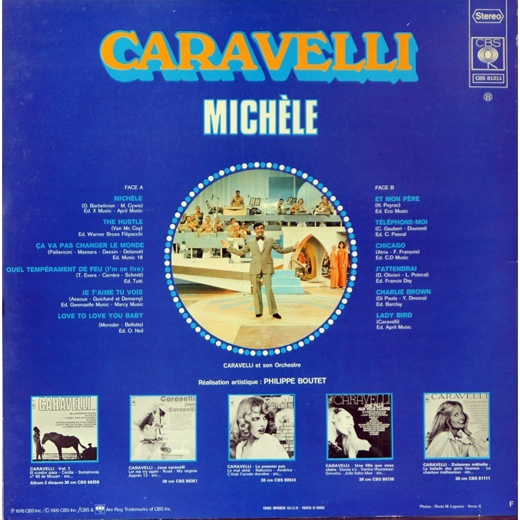 Georges Jouvin - Michele