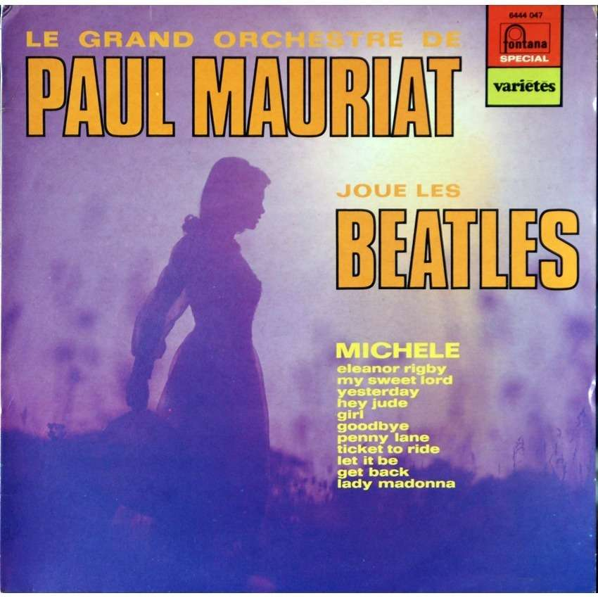 paul mauriat plays the beatles