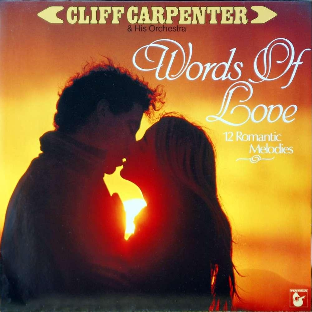 Cliff Carpenter Net Worth