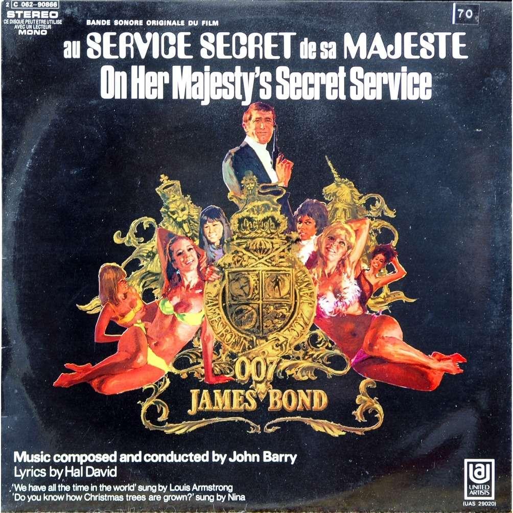 On Her Majesty S Service Secret Au Service Secret De Sa