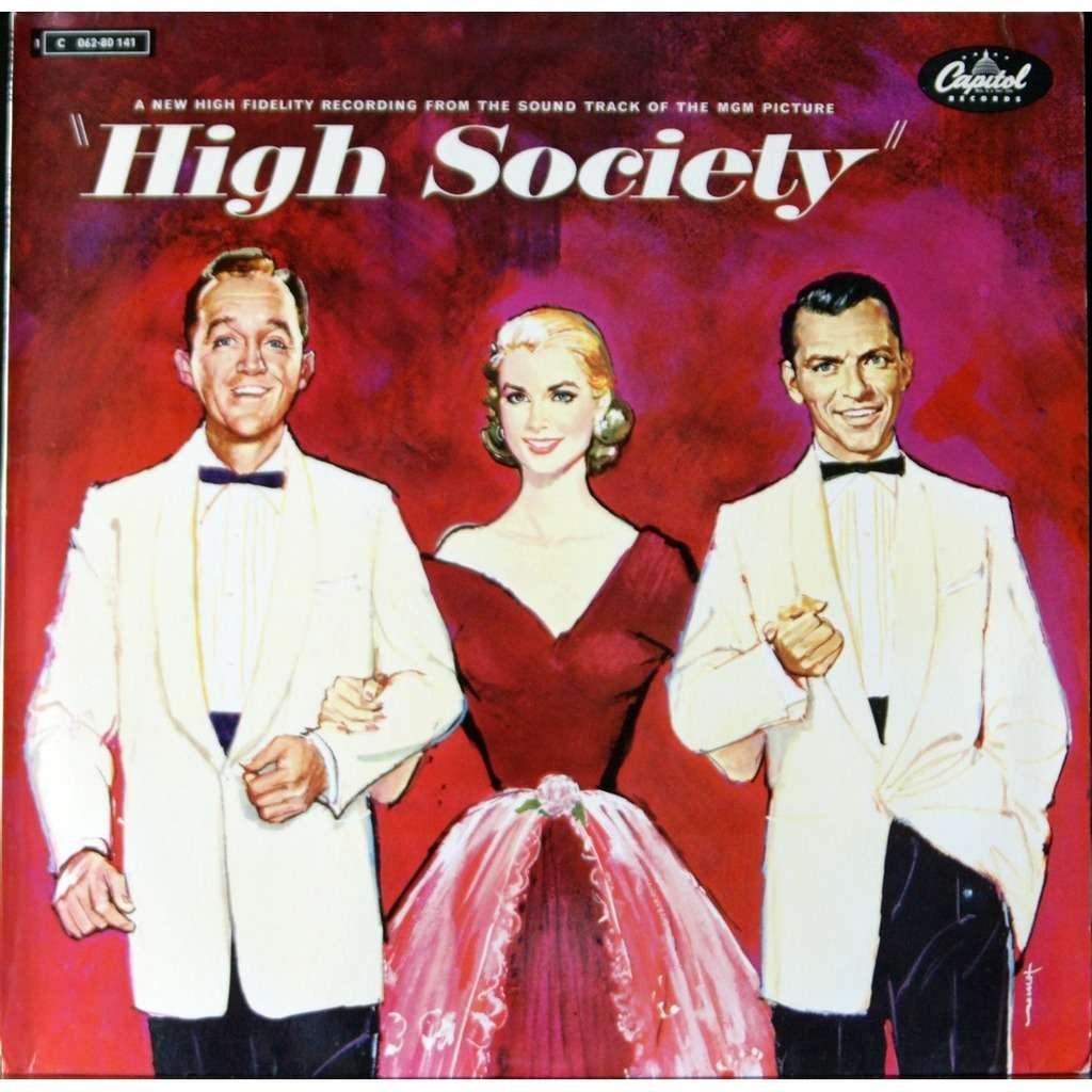 Cole Porter High Society By Frank Sinatra Bing Crosby
