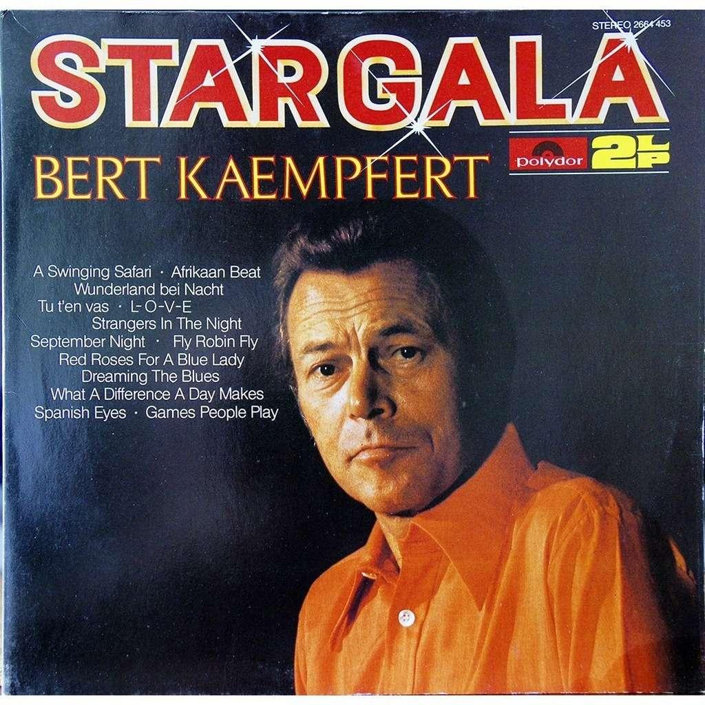 Stargala By Bert Kaempfert Double Lp Gatefold With