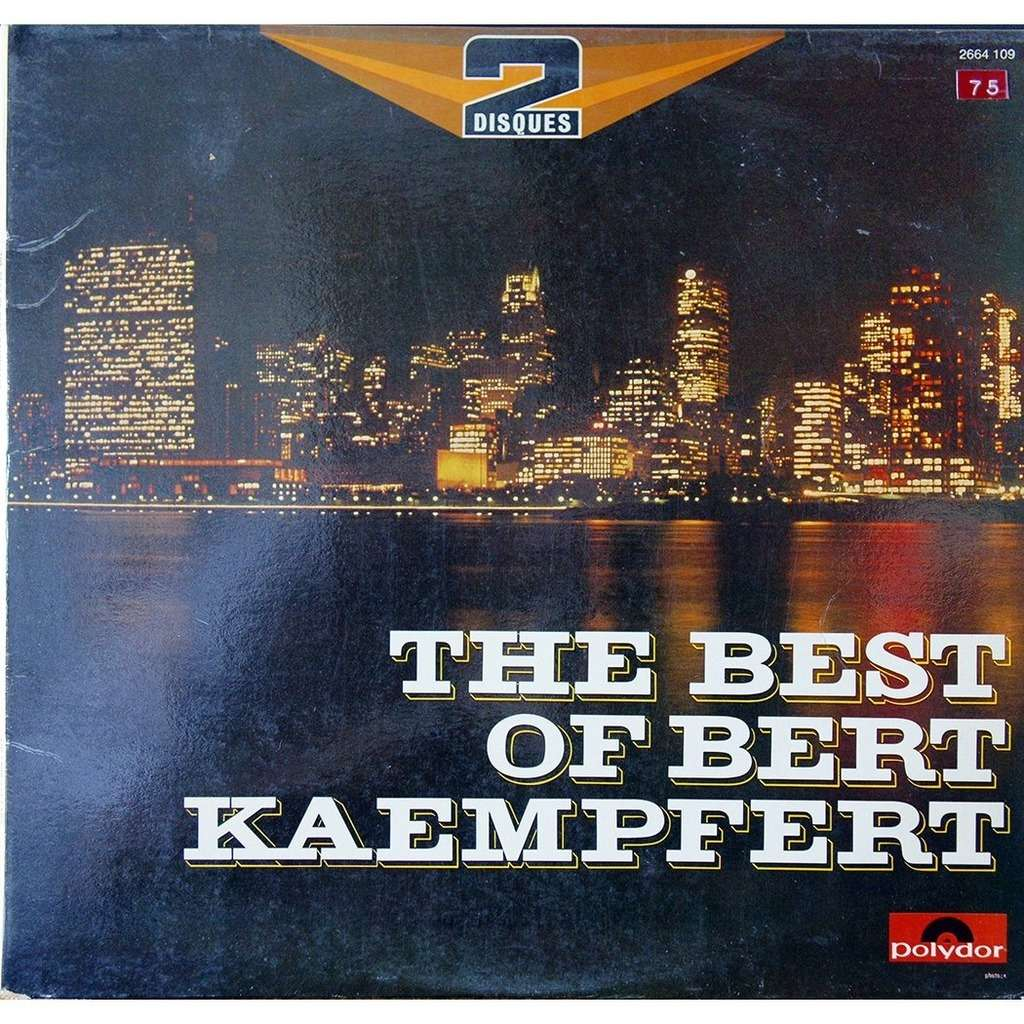 The Best Of Bert Kaempfert By Bert Kaempfert Double Lp