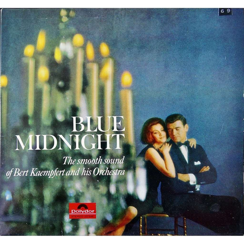 Blue Midnight By Bert Kaempfert Lp With Rarissime Ref