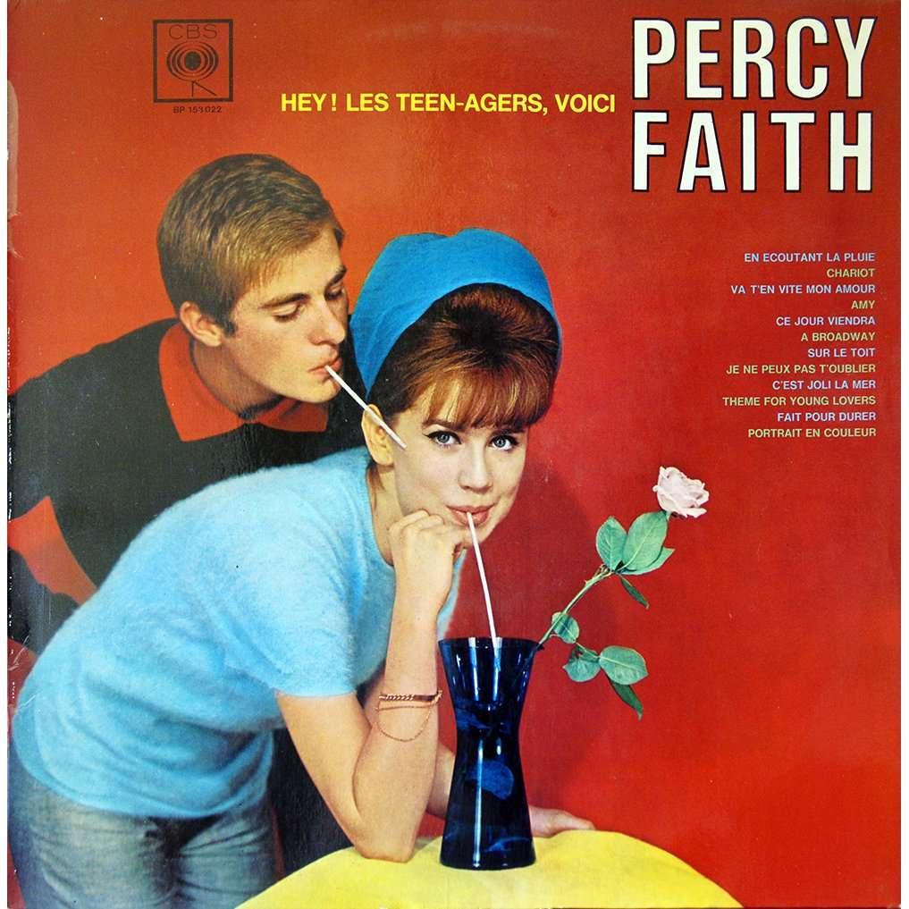Hey Les Teen Agers Voici Percy Faith By Percy Faith Lp