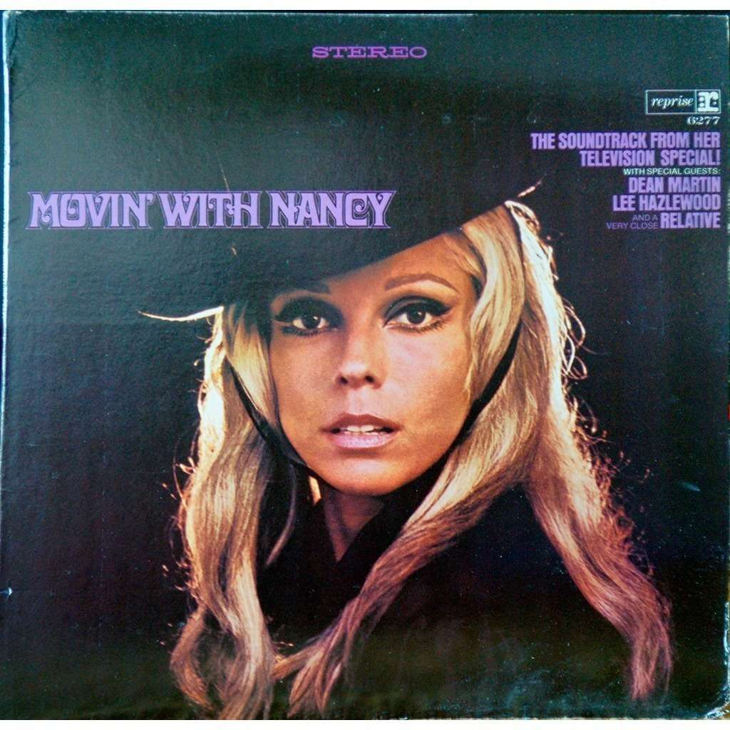Movin With Nancy By Nancy Sinatra Lp With Rarissime