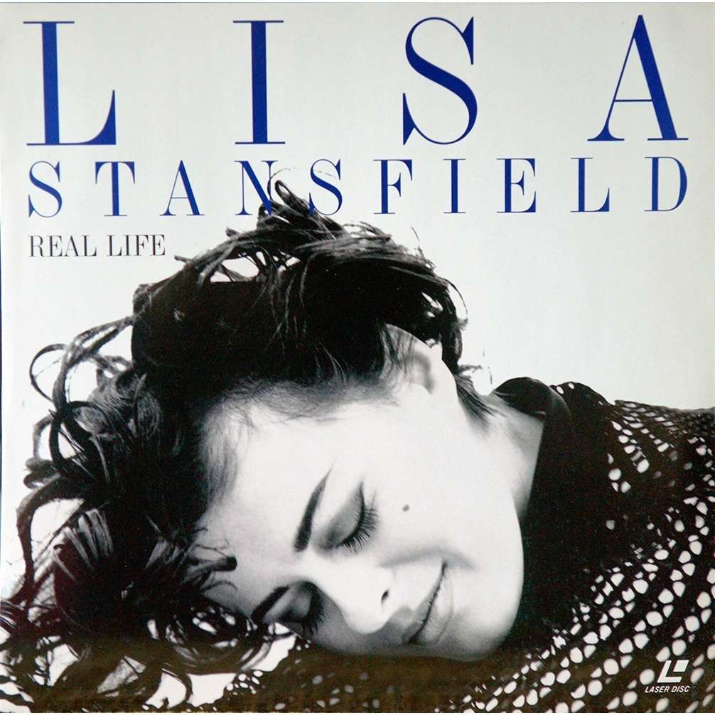 Real Life By Lisa Stansfield Ld With Rarissime Ref