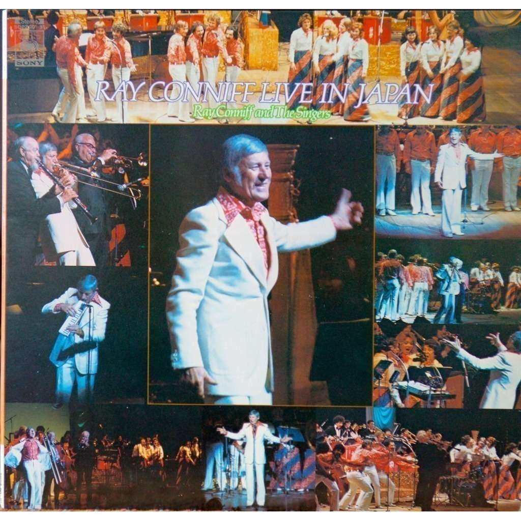 ray conniff Live in japan