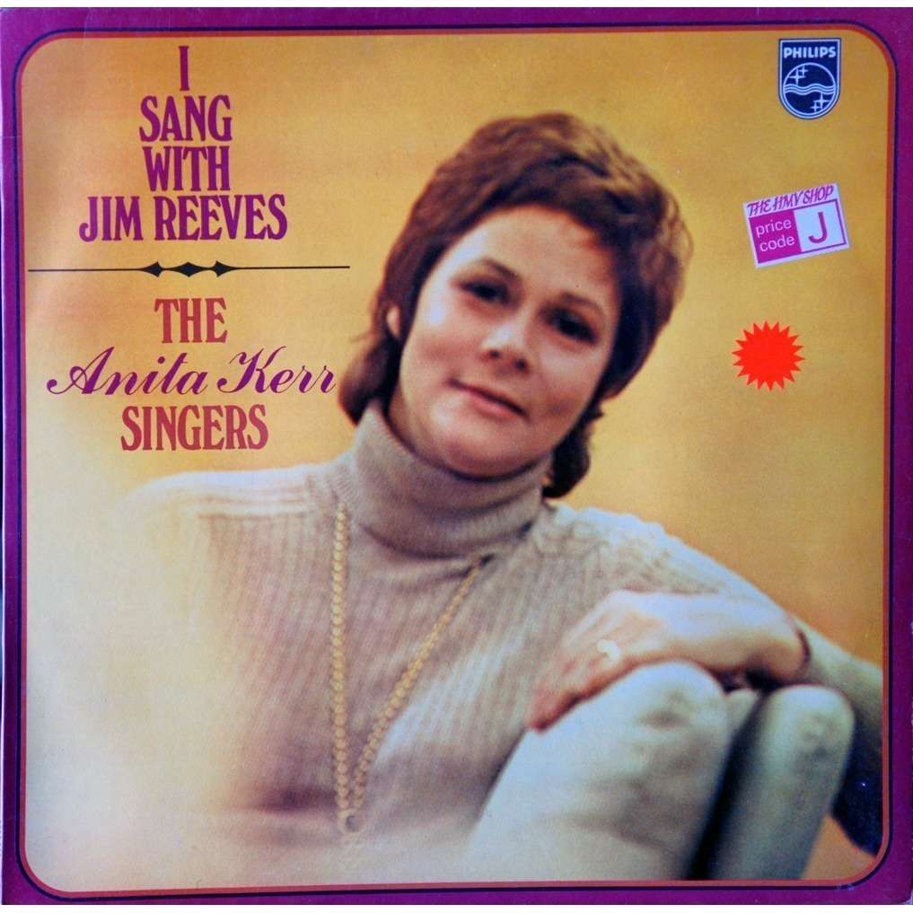 anita kerr singers i sang with jim reeves