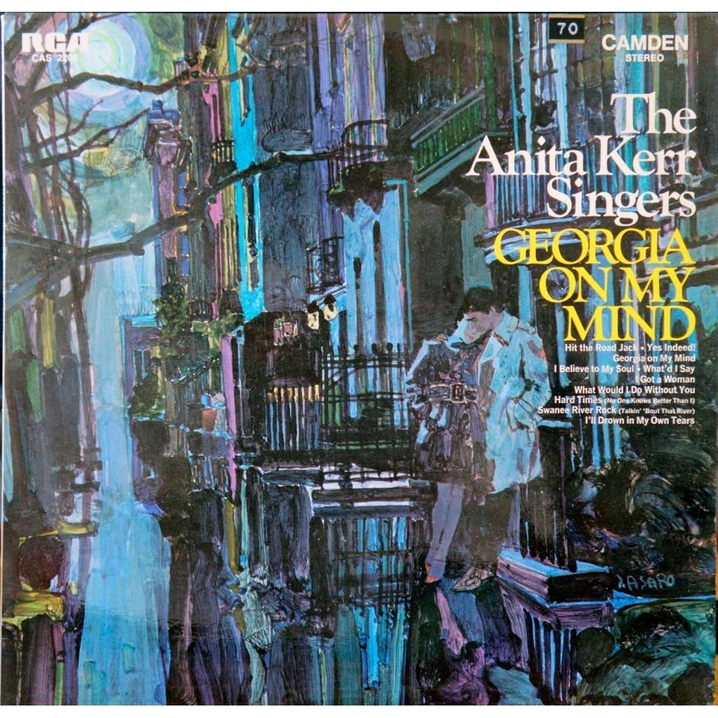 anita kerr singers georgia on my mind