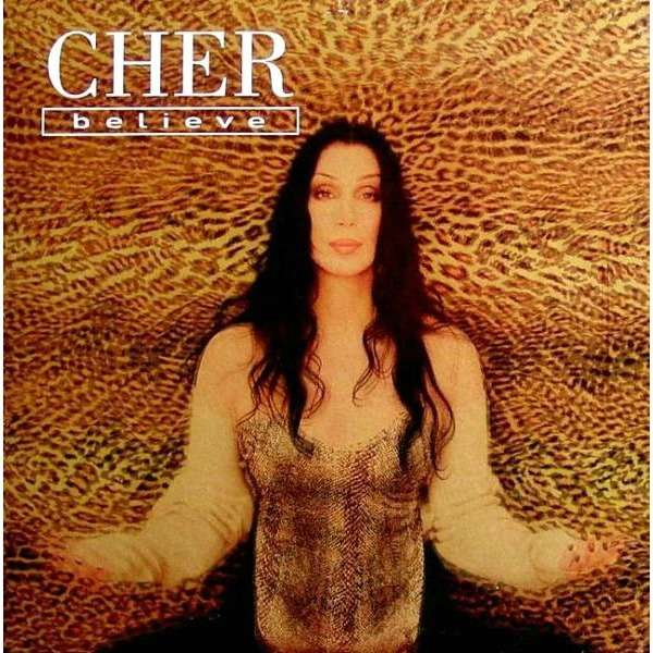 Believe By Cher Cds With Raverdebase Ref 115309198