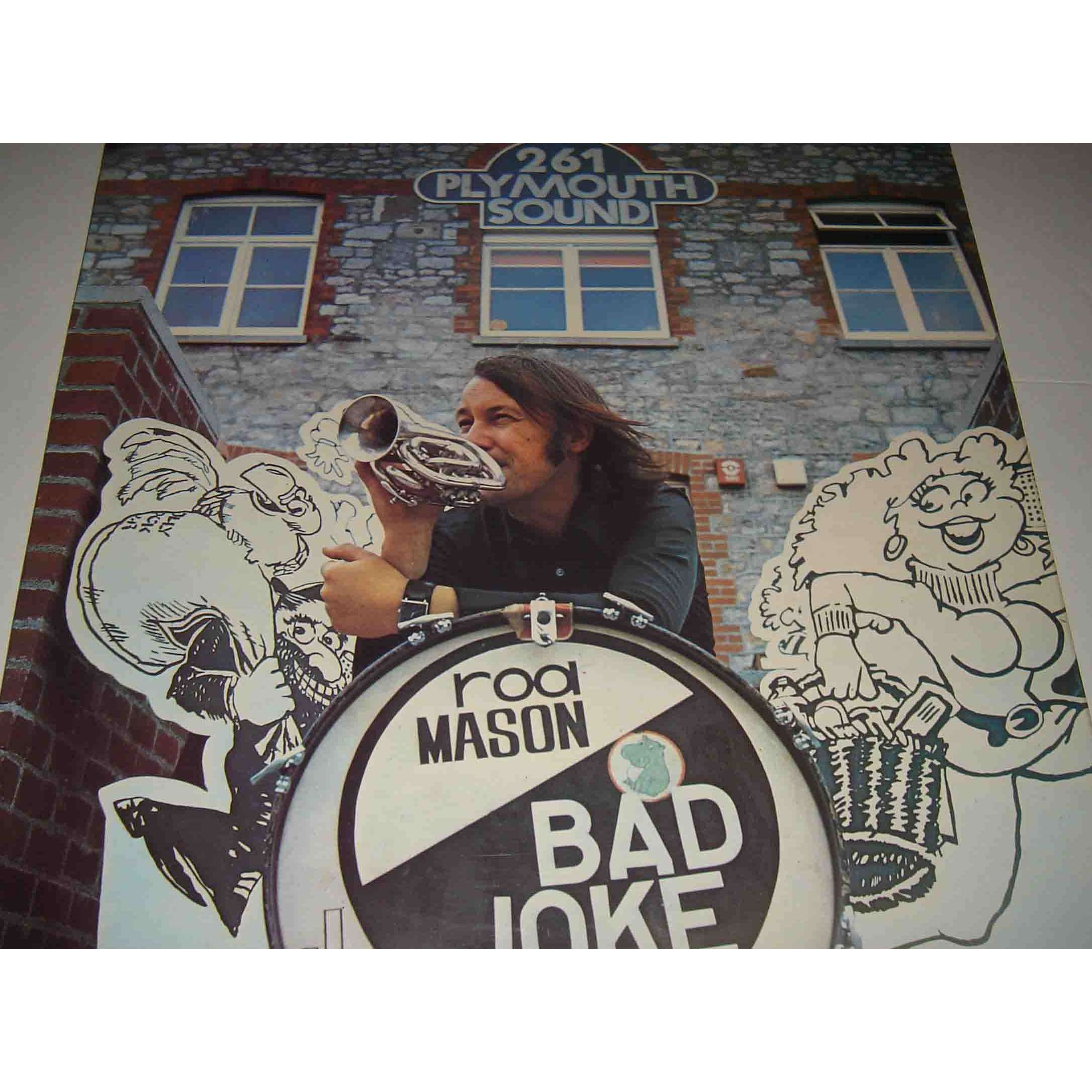 rod Mason 261 plymouth sound bad joke