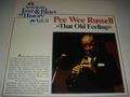 PEE WEE RUSSELL - that old feeling  american jazz & blues history vol 11 - LP