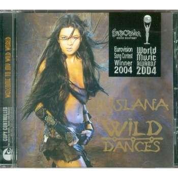 ruslana wild dance