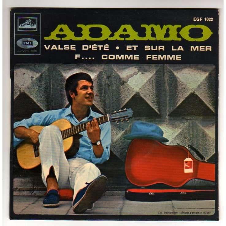 ADAMO VALSE D'ETE + 2