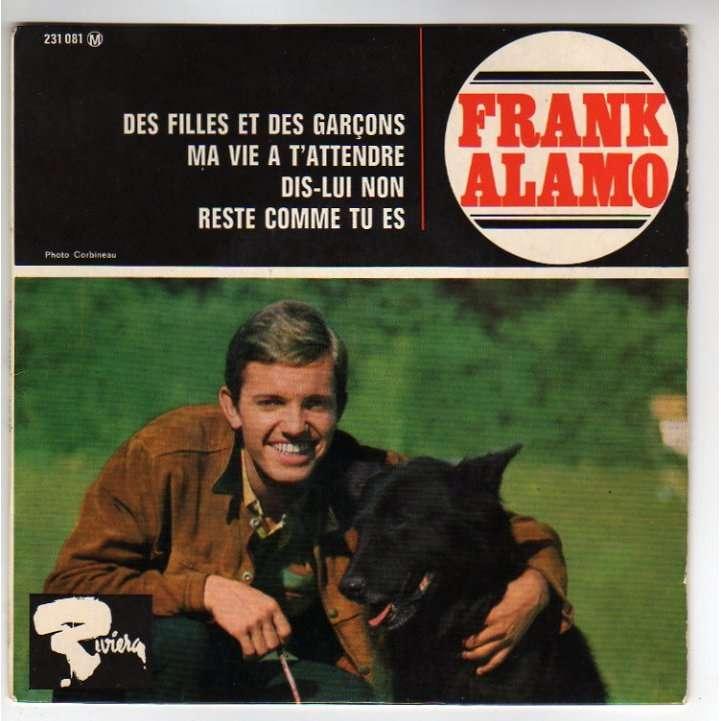 ALAMO FRANK DES FILLES ET DES GAR'ONS + 3