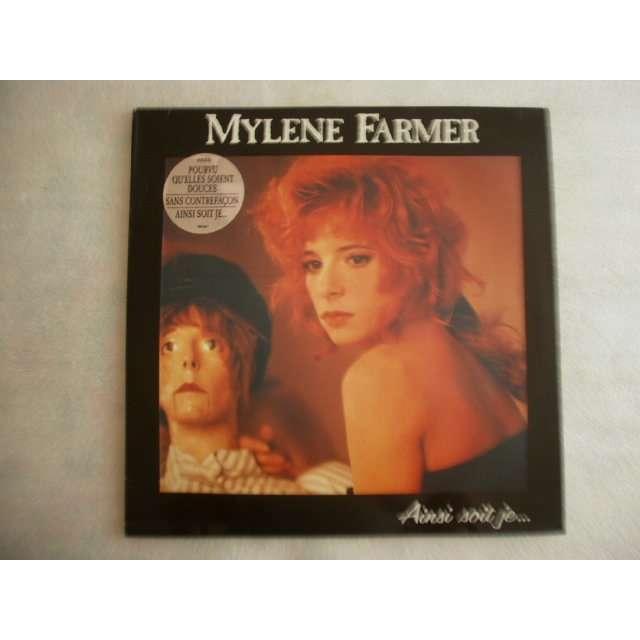 FARMER MYLENE AINSI SOIT JEÉ + 9 - 1988