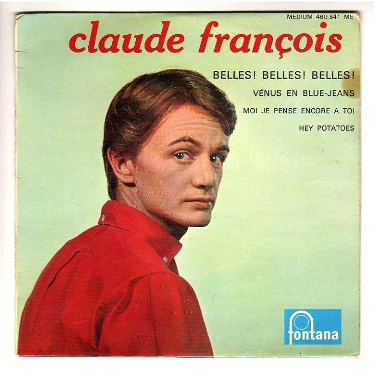 FRANÇOIS CLAUDE BELLES ! BELLES ! BELLES ! + 3 - LANGUETTE