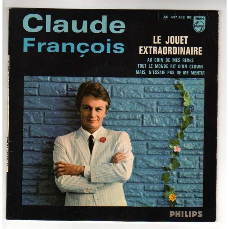 FRANÇOIS CLAUDE LE JOUET EXTRAORDINAIRE + 3
