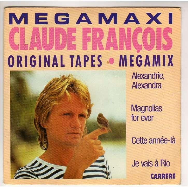 FRANÇOIS CLAUDE MAGNOLIAS FOR EVER + 4 - MEGAMIX (RADIO VERSION)