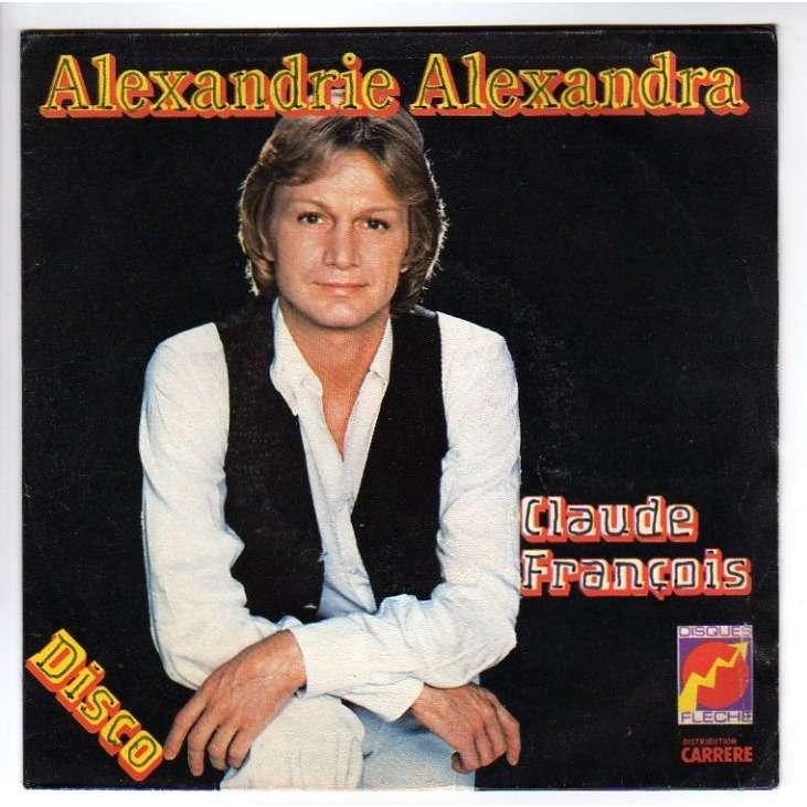 FRANÇOIS CLAUDE ALEXANDRIE ALEXANDRA/EVE - DISCO - 1978