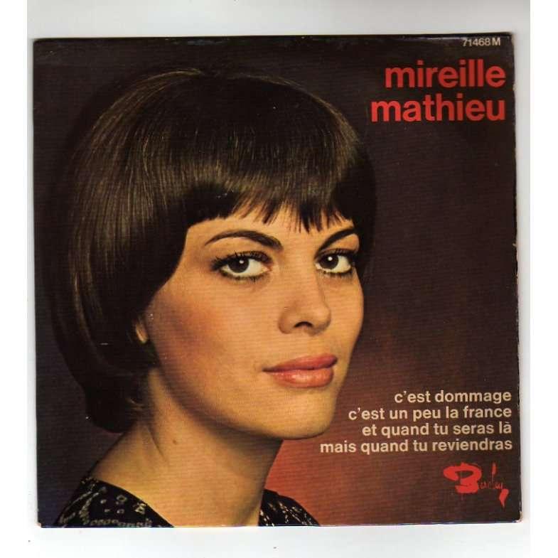 MATHIEU MIREILLE C'EST DOMMAGE + 3