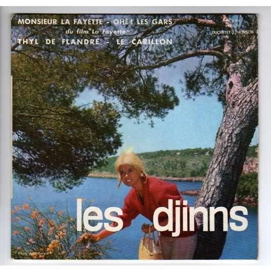 DJINNS LES MONSIEUR LA FAYETTE + 3