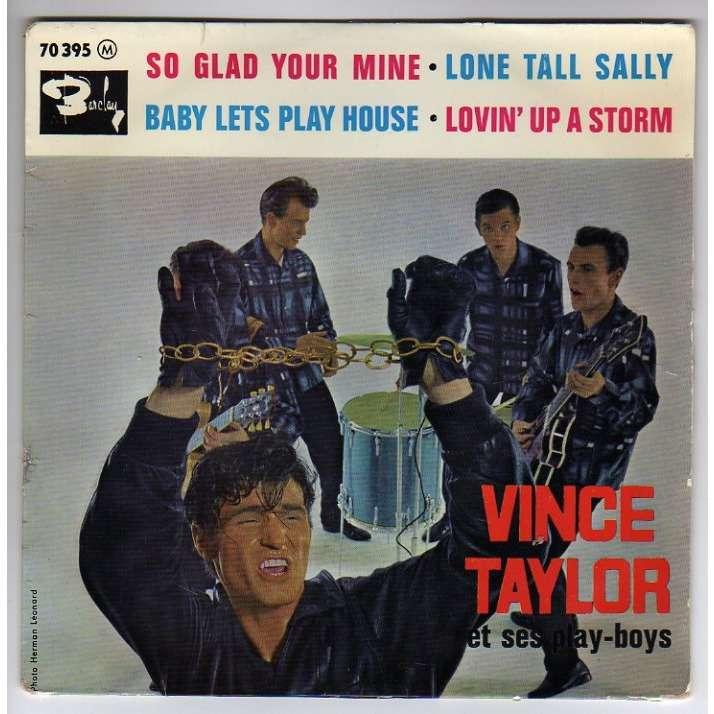 TAYLOR VINCE SO GLAD YOUR MINE + 3