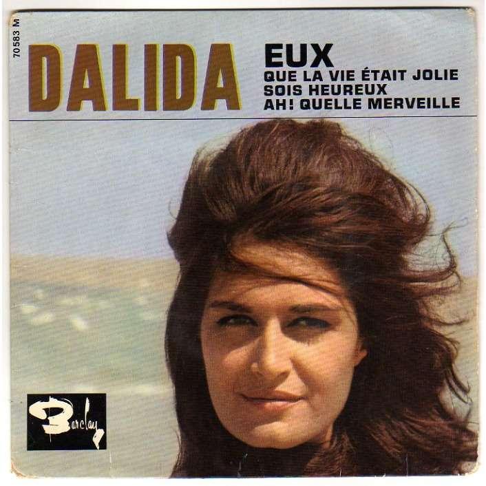 DALIDA EUX + 3